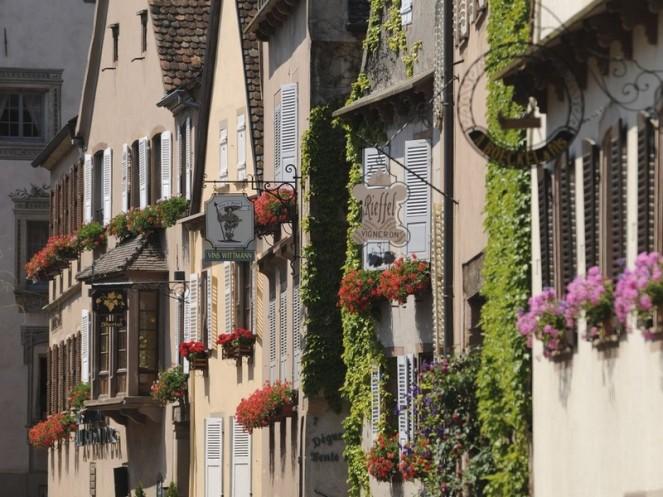 Mittelbergheim_maisons_alsace